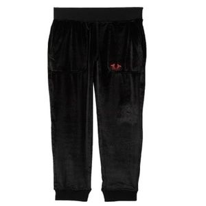 True Religion Velour Sweatpants Little Gilr TA8
